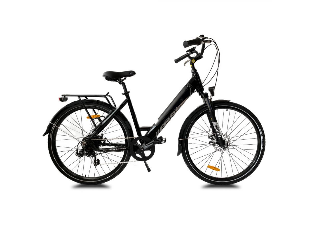 Bicicleta eléctrica urbana Urbanbiker Sidney