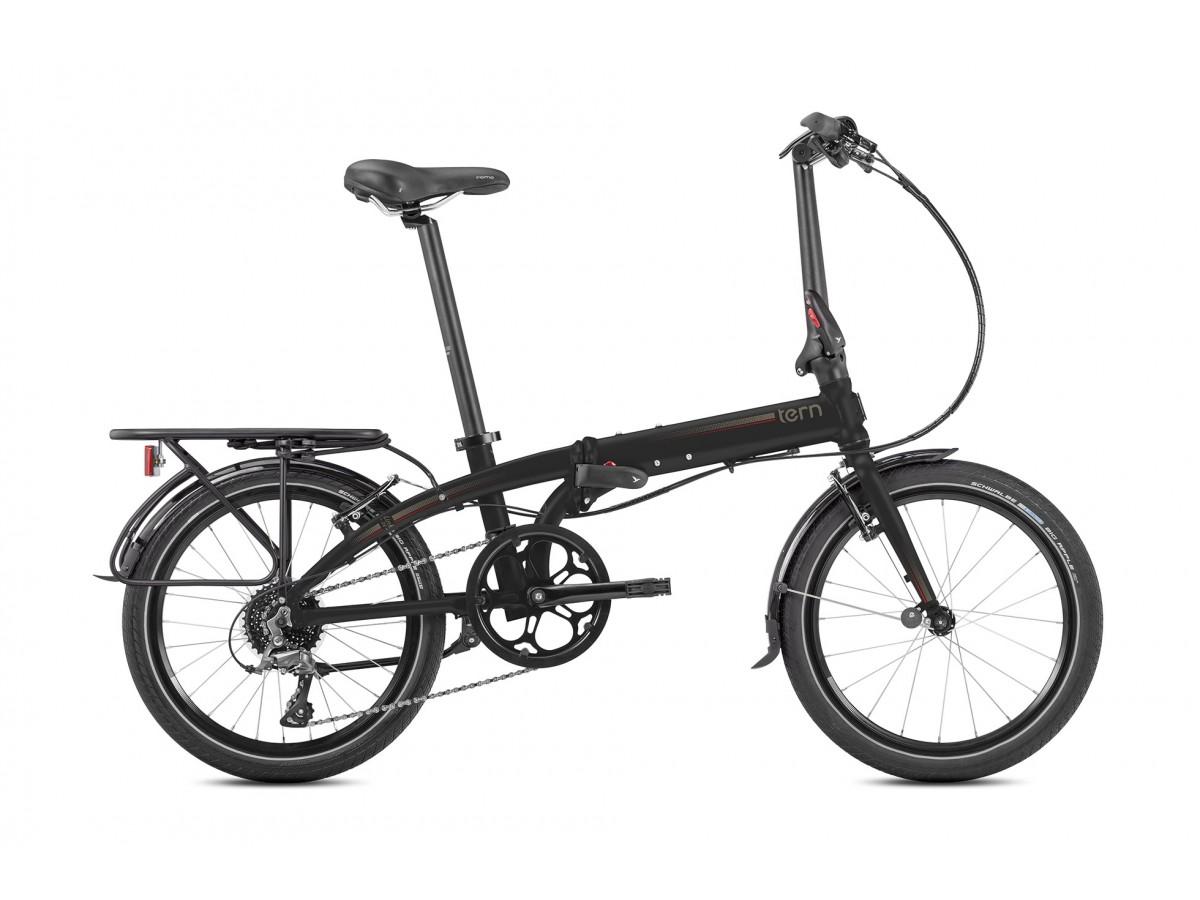 Folding bike Tern Link D8