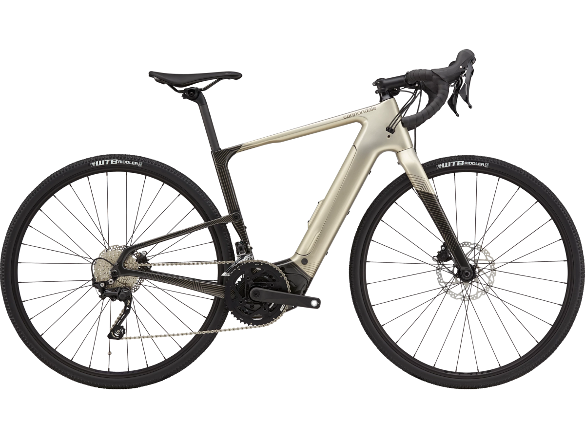 Bicicleta eléctrica gravel Cannondale Topstone Neo Carbon 4