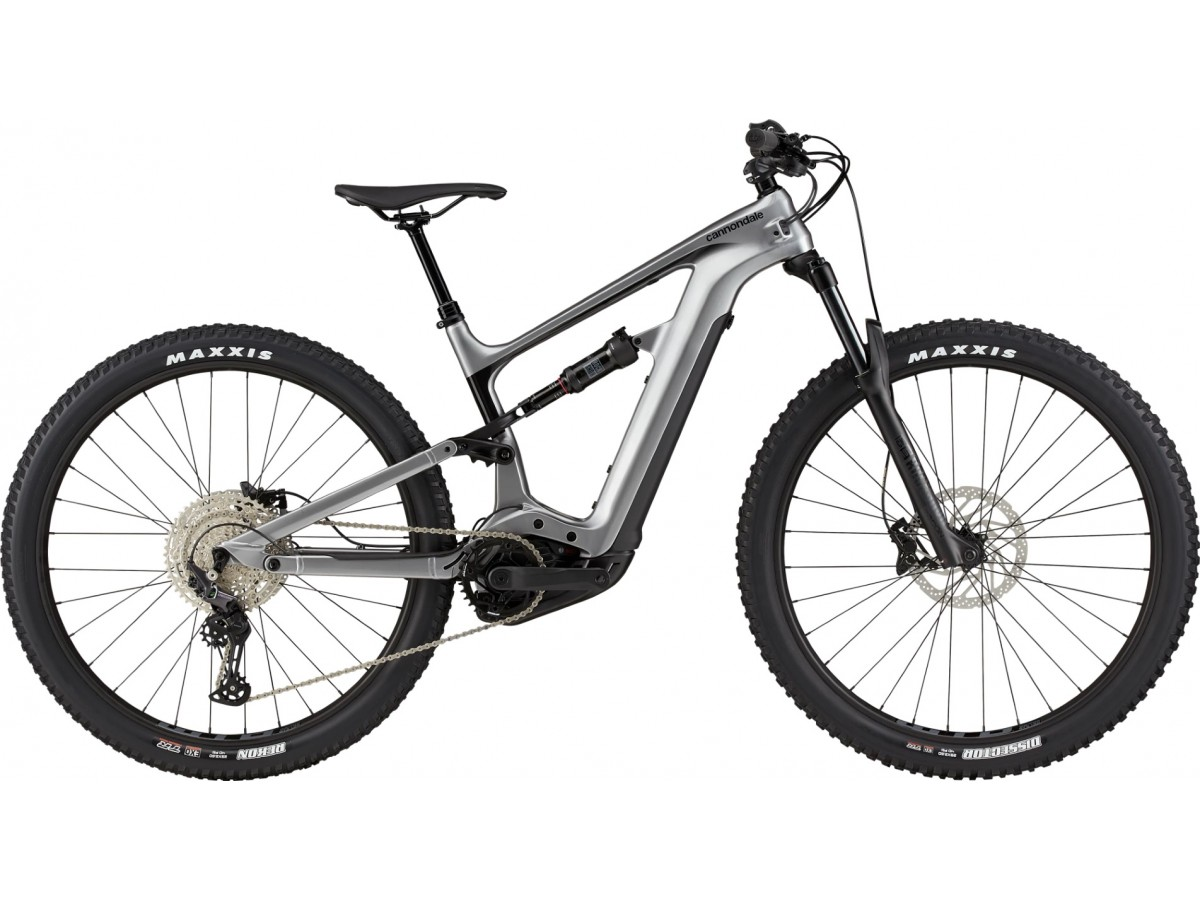 Electric Mountain Bike Cannondale Habit Neo 4 +