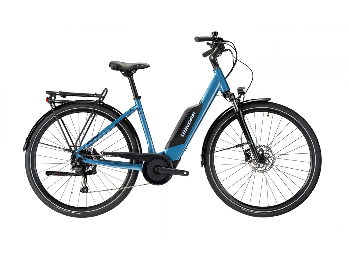 Electric urban bicycle Winora Confort 9.4