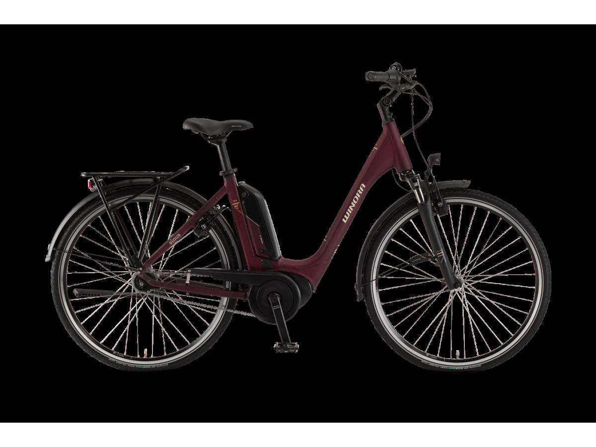 Bicicleta elèctrica urbana Sinus Tria N7 eco