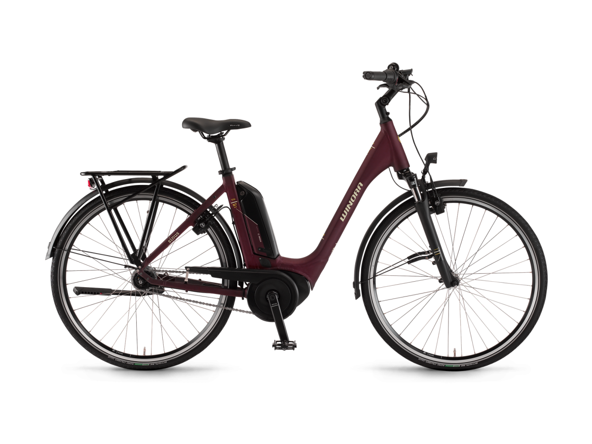 Urban electric bike Sinus Tria N7 eco