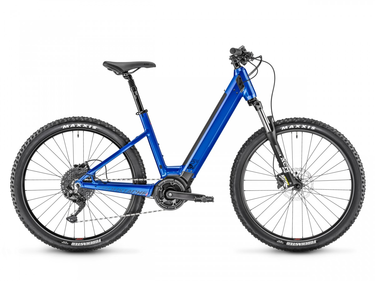 Bicicleta elèctrica polivalent Moustache Samedi 27 Off 2 Open
