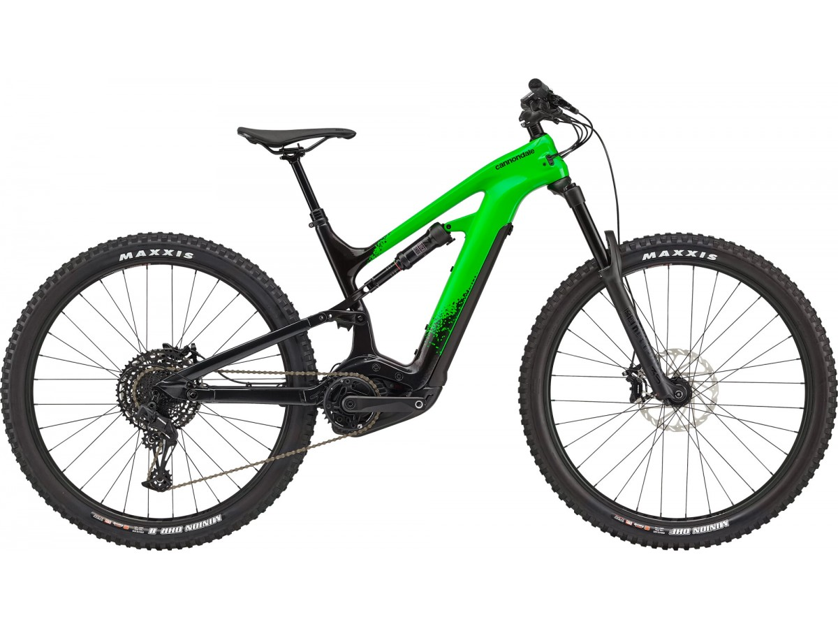 Electric Mountain Bike Cannondale Moterra Neo 3+