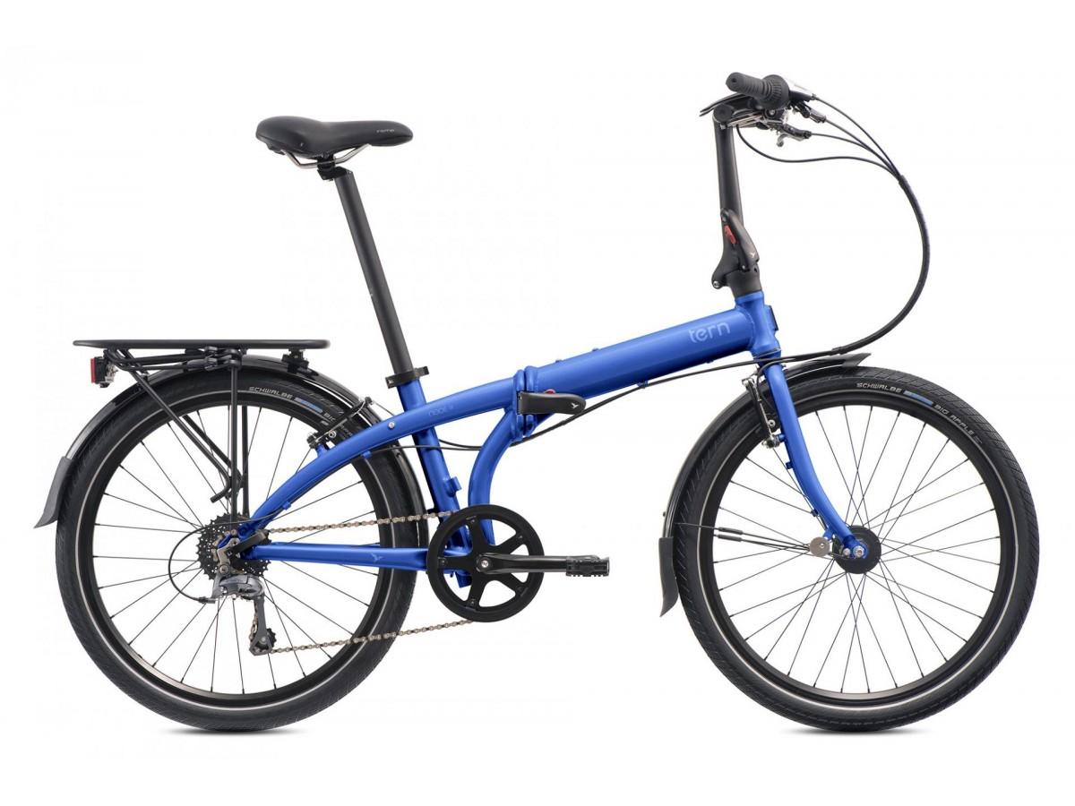 Folding bike Tern Node D8