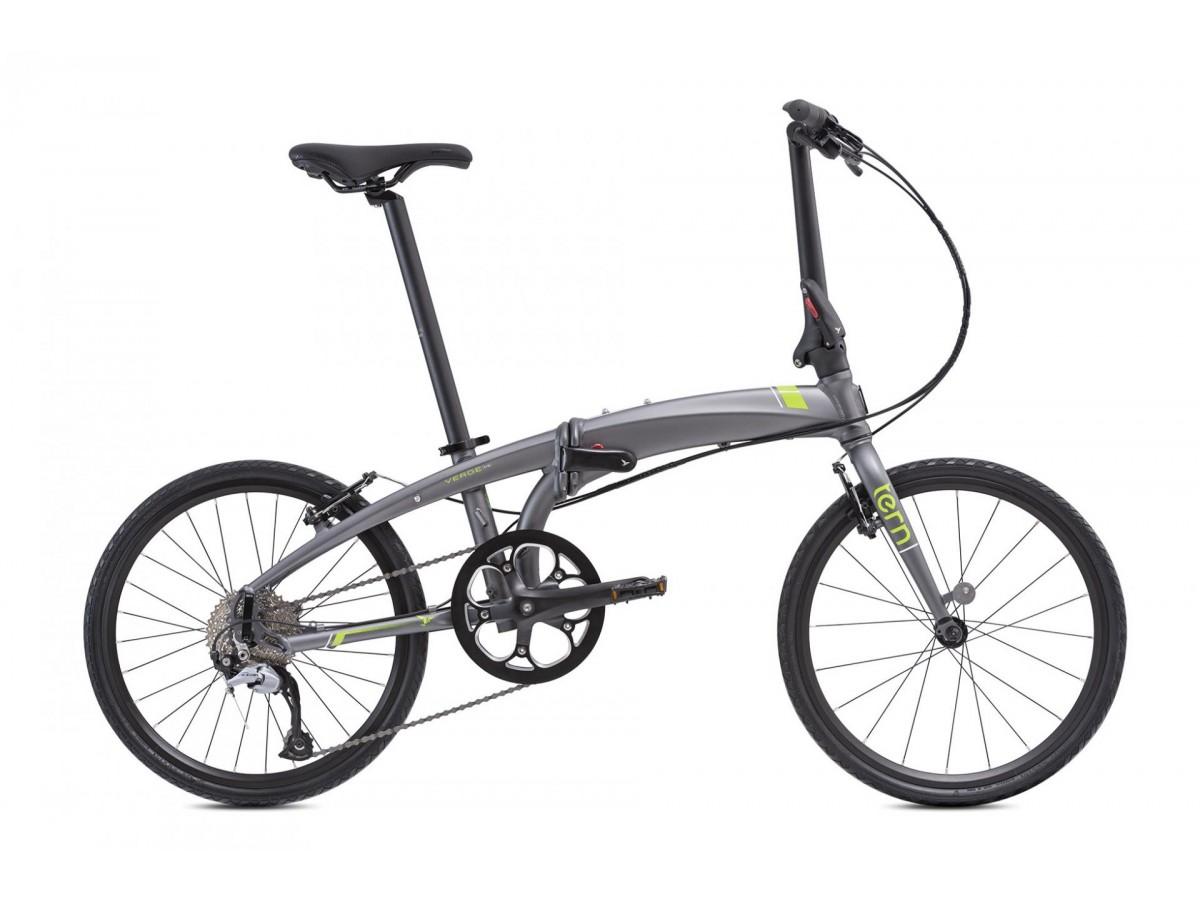 Bicicleta plegable Tern Verge D9