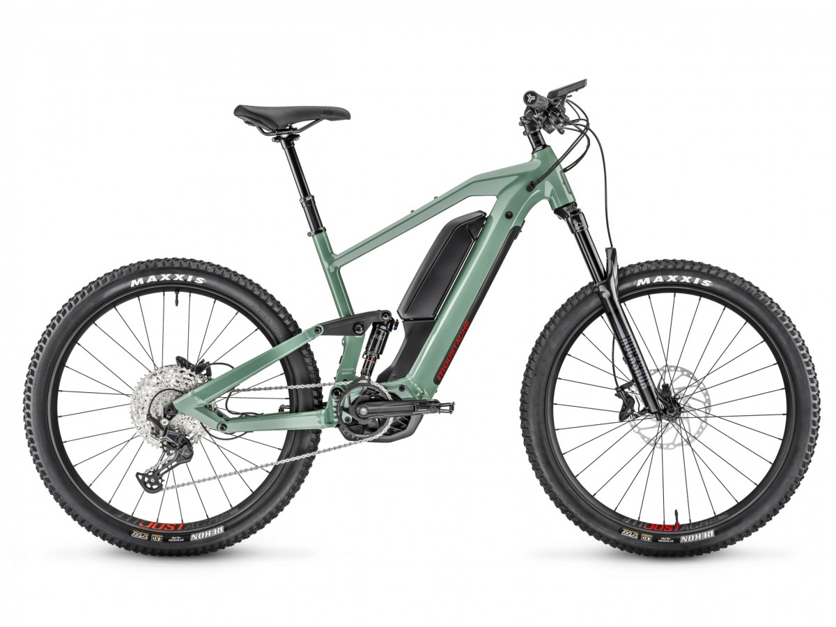 Bicicleta elèctrica MTB Moustache Samedi Weekend 27 FS Dual