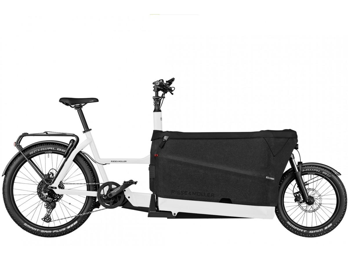 Bicicleta elèctrica de càrrega Riese & Müller Packster 70