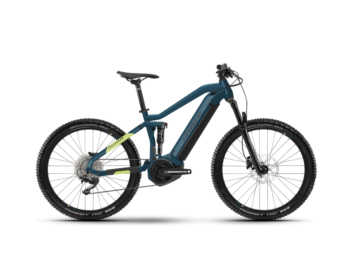 Bicicleta elèctrica MTB Haibike Fullseven 5