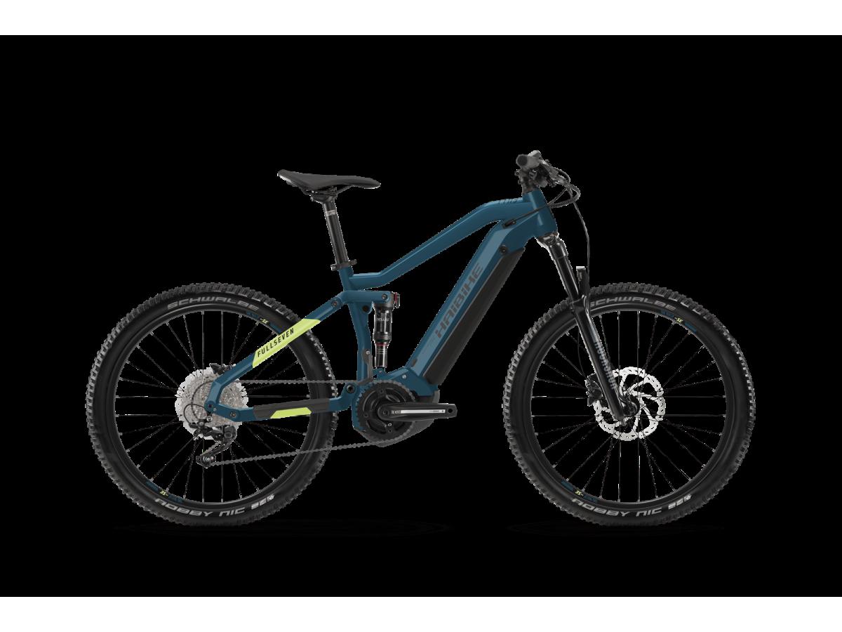Electric mountain bike Haibike Fullseven 5