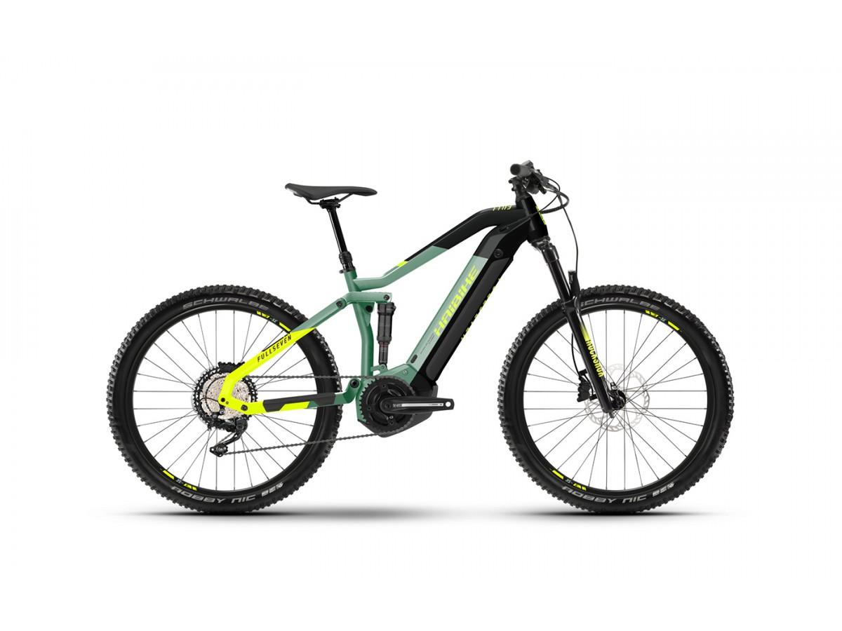 Bicicleta elèctrica MTB Haibike Fullseven 6