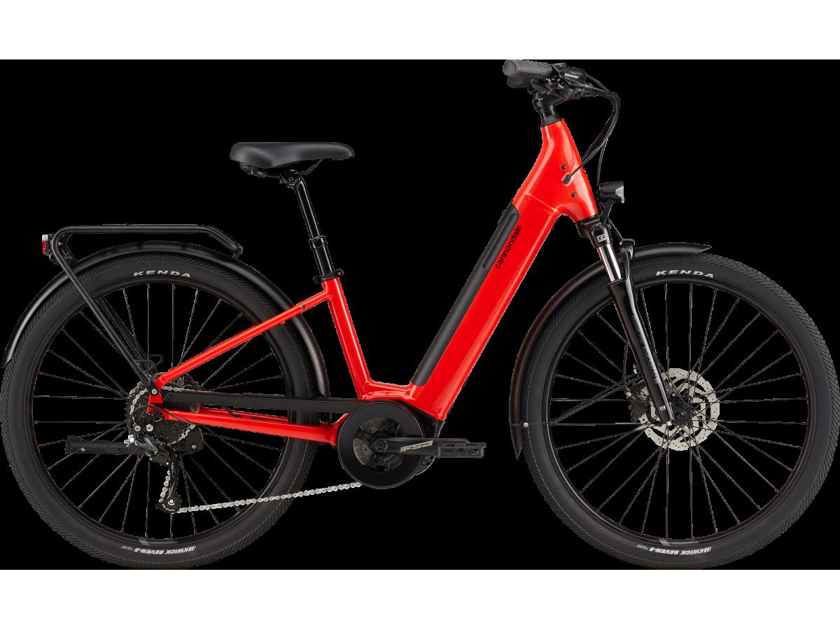 Bicicleta eléctrica urbana Cannondale Adventure Neo 3 EQ