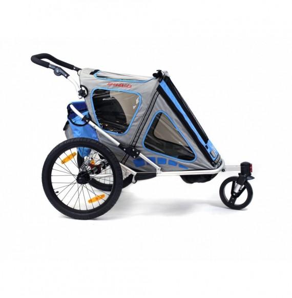 Carretón para niños Qeridoo SpeedKid 2