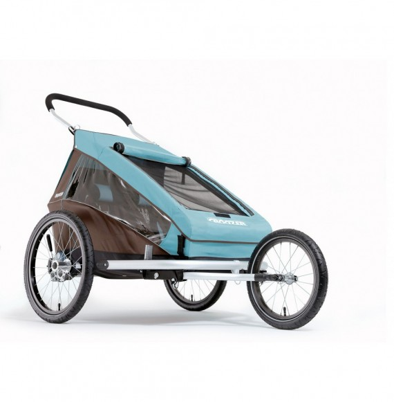 Trailer Croozer kid plus for 2
