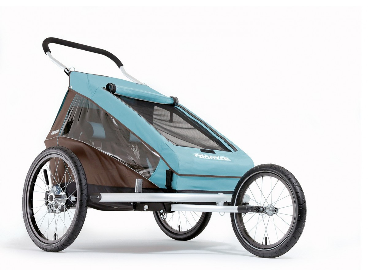 Remolc Croozer kid plus per a 2