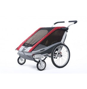 Kid trailer Thule Chariot Cougar for 2