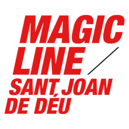 barcelona magic line