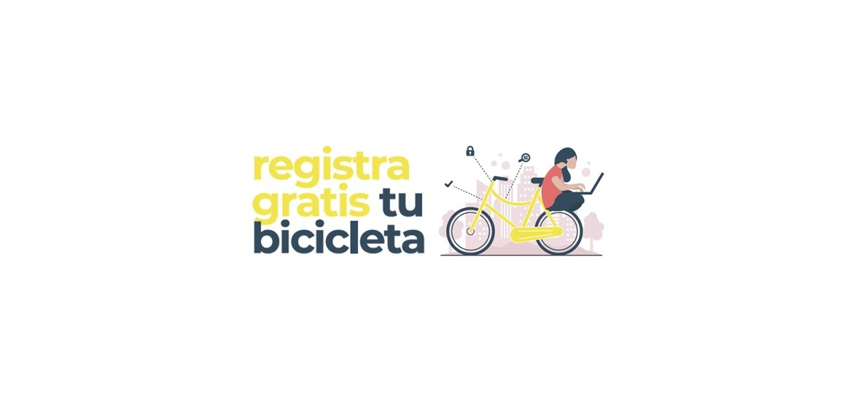 Registra tu bicicleta o patinete de forma gratuita y evita robos!