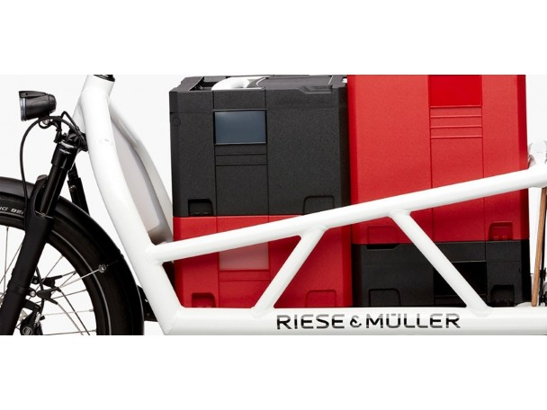Up to 1.500€ of grant for the purchase of a cargo bike at the AMB!